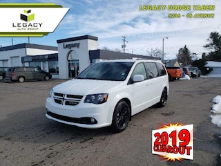 2019 Dodge Grand Caravan GT - Navigation - Leather Seats Van 283HP V6 Cylinder Engine [SER, NAS, AT4, MW1, 29N, 4EX, AJ1, RHB, DG2, -X9, PW7, APA, ERB, *AL, YGE, XKN, 3XA, 5N6]