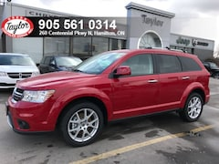 2018 Dodge Journey GT AWD 7-Passenger SUV