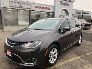 2017 Chrysler Pacifica Touring-L w/Leather, Navi, DVD, Remote Start Van Passenger Van