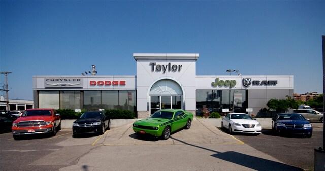 Taylor Rentals   Taylor Chrysler Dodge Inc.