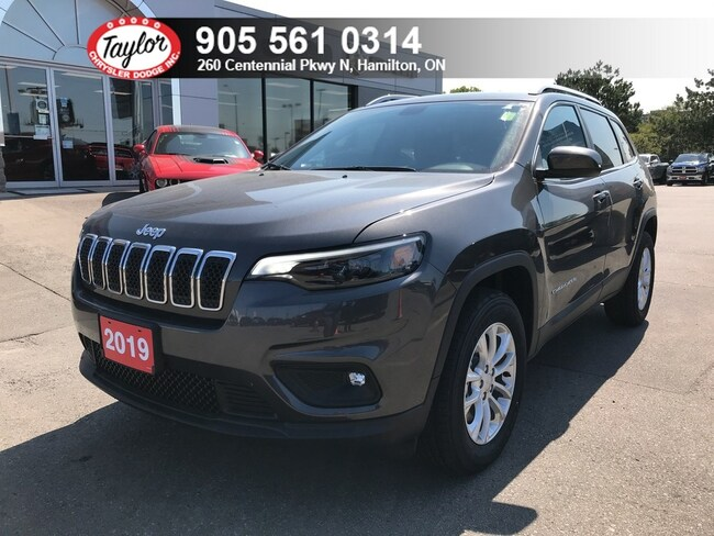 2019 Jeep New Cherokee North 4x4 V6 w/Heated Seats, Remote Start SUV