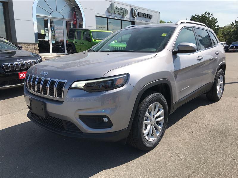 2019 Jeep New Cherokee