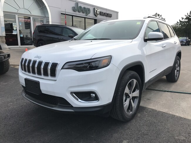 2019 Jeep New Cherokee Limited 4x4 2.0L Turbo SUV