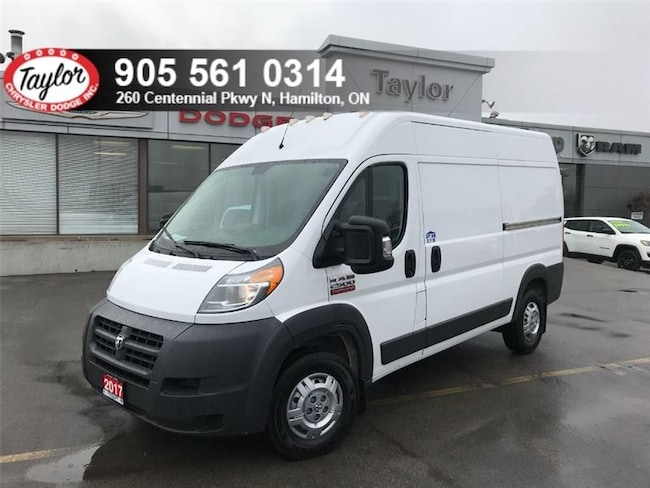 b41bd77c82 Used 2017 Ram ProMaster 2500 For Sale at Taylor Chrysler Dodge Inc ...