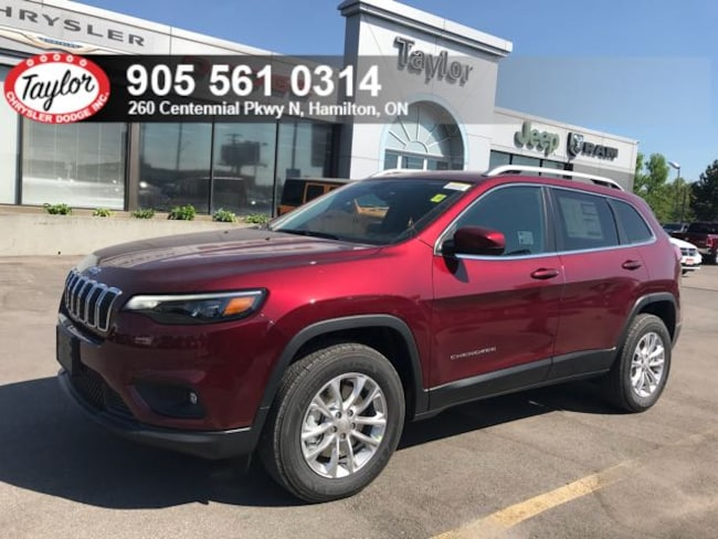 2019 Jeep New Cherokee North 4x4 V6 SUV