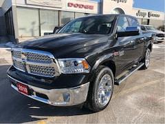 2018 Ram 1500 Laramie Crew 4x4 Ecodiesel w/Navi, Sunroof, Lthr Truck Crew Cab