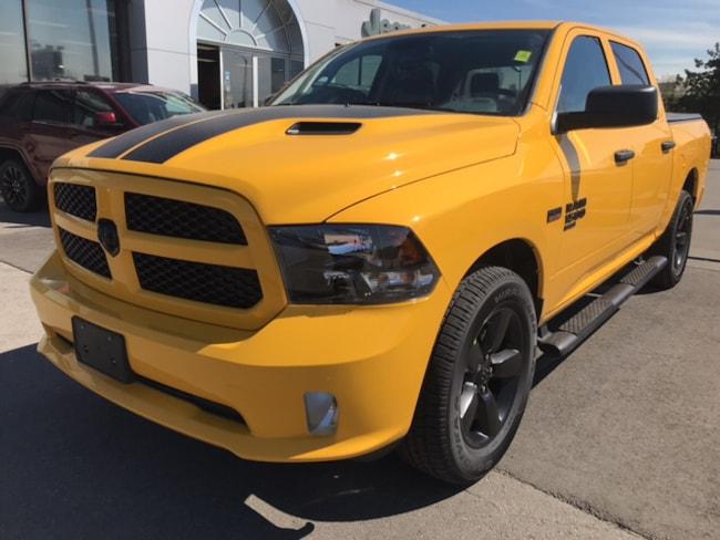 2019 Ram 1500 Classic Express Crew 4x4 V8 Stinger Yellow Edition Truck Crew Cab