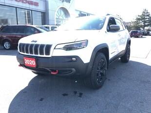 2020 Jeep Cherokee Trailhawk Elite 4x4 V6 SUV