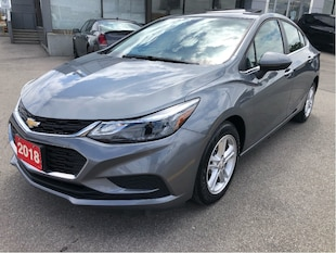 2018 Chevrolet Cruze 4dr Sdn 1.4L LT w-1SD Sedan