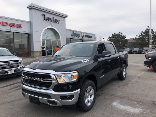 2019 Ram All-New 1500 Big Horn Crew 4x4 V6 Truck Crew Cab