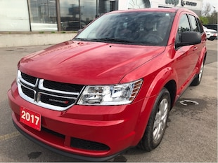 2017 Dodge Journey CVP 4 Cyl w/Lots of Storage, Low KMS, Clean CarFax SUV