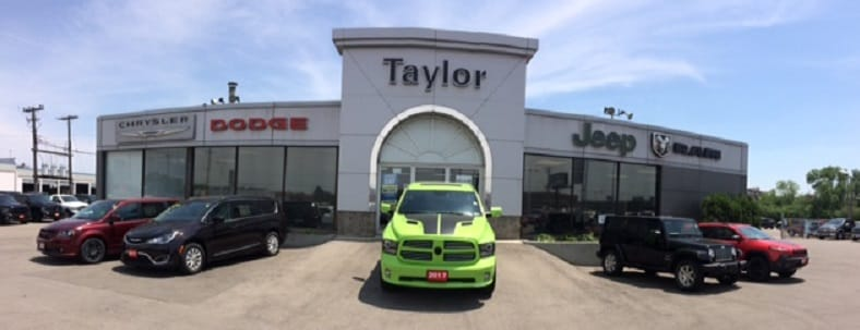 Welcome To Taylor Chrysler Dodge!