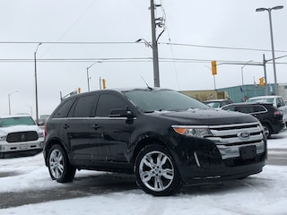 2014 Ford Edge Limited*Leather*4X4*Sunroof SUV