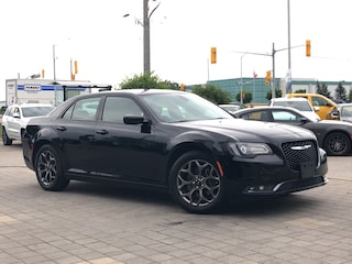 2018 Chrysler 300 S**Leather**NAV**Pano Roof Sedan