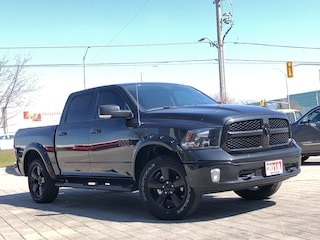 Used Vehicles For Sale 2018 Ram 1500 BIG Horn**4X4**ECO Diesel**Leather**8.4 Screen** Truck in Mississauga, ON