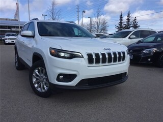 New 2019 Jeep New Cherokee North SUV T25126 for sale in Mississauga, ON