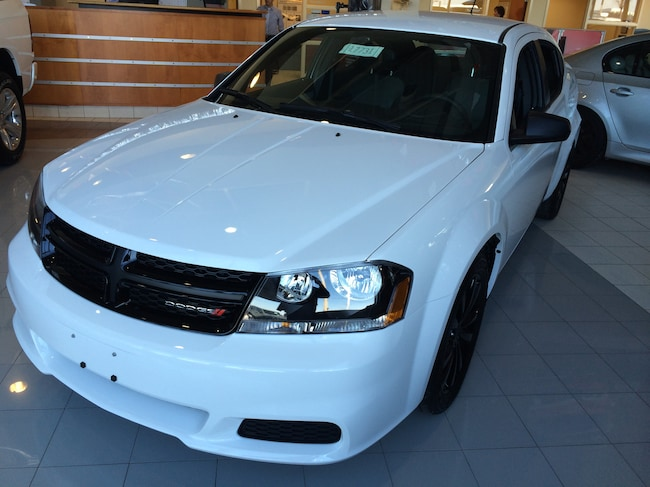 2014 Dodge Avenger Base Sedan
