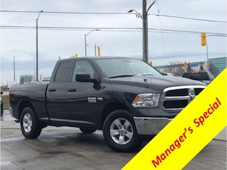Used Vehicles For Sale 2017 Ram 1500 SXT**4X4**Quad CAB**Back UP Camera**Hitch Truck in Mississauga, ON