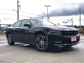 2019 Dodge Charger SXT Plus**AWD**Leather**Sunroof**NAV**