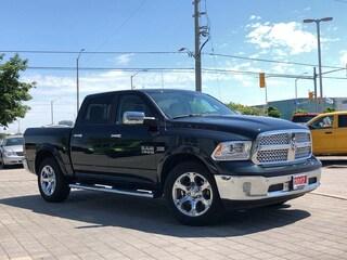2017 Ram 1500 Laramie**4X4**Crew**NAV**Sunroof** Truck Crew Cab