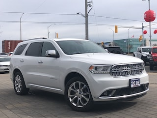 2016 Dodge Durango Citadel**AWD**DVD**NAV**Leather**Blind Spot**TOW SUV