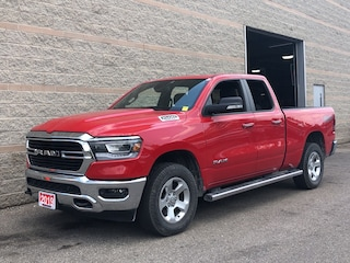 Used Vehicles For Sale 2019 Ram 1500 BIG Horn**NAV**Blind Spot**Sunroof**Subwoofer Camion in Mississauga, ON