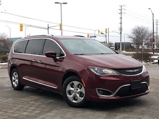 2017 Chrysler Pacifica Touring L-Plus**Leather**DVD**NAV**Panoramic Roof