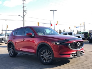 2017 Mazda CX-5 GS**AWD**Leather**NAV**Back UP CAM** SUV