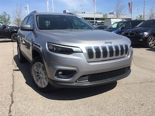 New 2019 Jeep New Cherokee North SUV T25209 for sale in Mississauga, ON