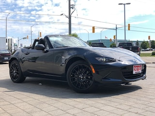 2018 Mazda MX-5 GT**Convertible**6 Speed**Leather**NAV** Convertible