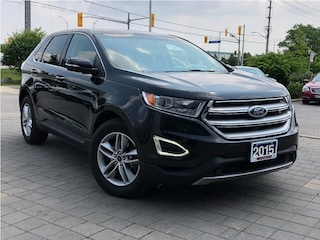 Used Vehicles For Sale 2015 Ford Edge SEL**Leather**NAV**Pano Roof SUV in Mississauga, ON