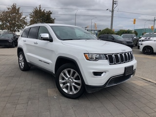 Used Vehicles For Sale 2018 Jeep Grand Cherokee *LTD*Blind Spot Detection*NAV*Sunroof SUV in Mississauga, ON