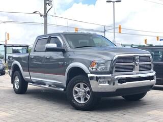 2012 Ram 2500 Laramie**4X4**Diesel**Leather**NAV**Sunroof Truck Crew Cab