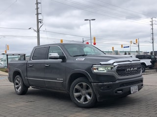 2020 Ram 1500 Limited*ALL-NEW Diesel*Rambox*Demo Truck Crew Cab