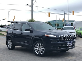 2014 Jeep Cherokee Limited**4X4**NAV**Blind Spot** SUV
