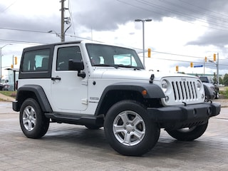 2014 Jeep Wrangler Sport**4X4**Hardtop**Auto**AIR Conditioning** SUV