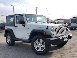 2014 Jeep Wrangler Sport**4X4**Hardtop**Auto**AIR Conditioning** SUV