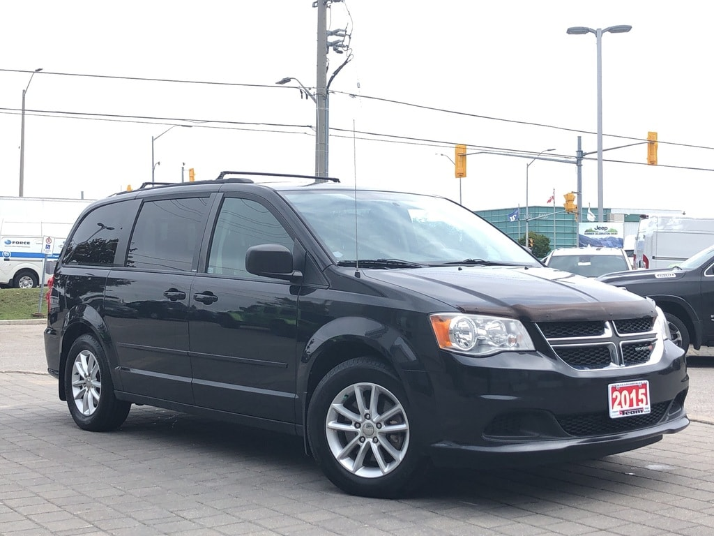 2013 Dodge Grand Caravan SXT**Stowngo**Leather**Rear AIR