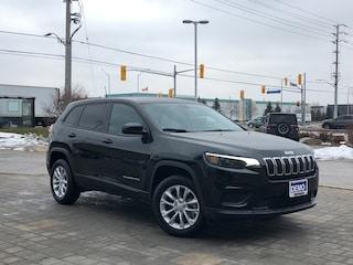 2021 Jeep Cherokee *Sport*Conv Group* LOW KM Demo SUV