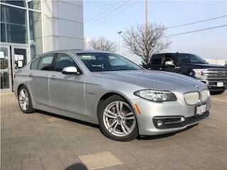 2014 BMW 5 Series 535i**X Drive**Leather**Sunroof**NAV** Sedan
