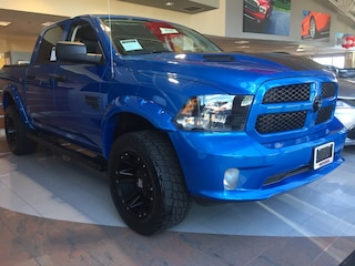 New 2019 Ram 1500 Classic Express Hydro Blue Truck Crew Cab for sale in Mississauga, ON