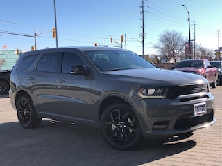 2020 Dodge Durango GT**AWD**Black TOP**Leather**NAV**Blind Spot** SUV
