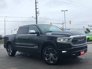 2019 Ram 1500 Demo*Limited* LOW KM*4X4*PAN Roof*22 Whls* Truck Crew Cab