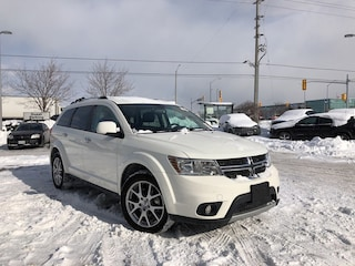 Used Vehicles For Sale 2018 Dodge Journey *GT*NAV*AWD*S/Roof*DVD*Leather* 7 Pass SUV in Mississauga, ON
