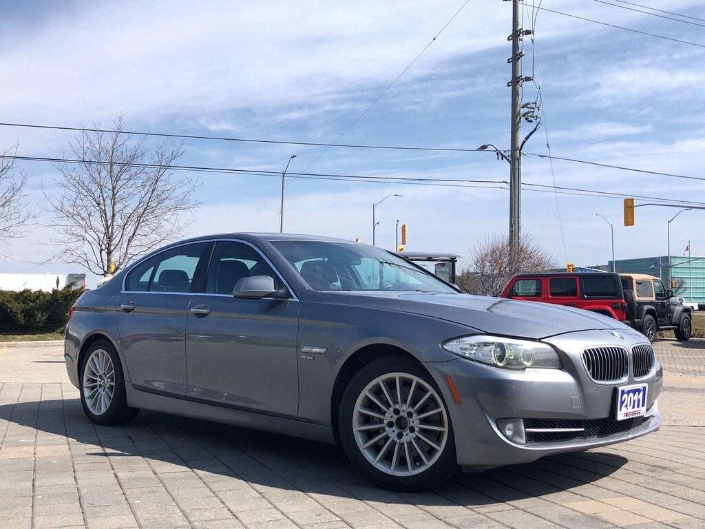 2011 BMW 5 Series 535I XDRIVE**LEATHER**NAV**SUNROOF**SENSORS** Sedan