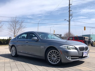 2011 BMW 5 Series 535I XDRIVE**LEATHER**NAV**SUNROOF**SENSORS** Sedan