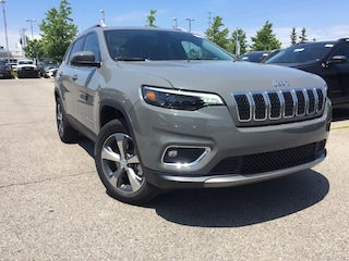 New 2019 Jeep New Cherokee Limited SUV for sale in Mississauga, ON