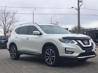 2017 Nissan Rogue SL**AWD**Leather**NAV**Panoramic Sunroof** SUV