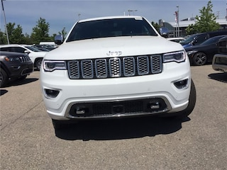 New 2018 Jeep Grand Cherokee Overland SUV T25393 for sale in Mississauga, ON