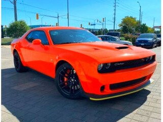 New 2020 Dodge Challenger Scat Pack 392 Widebody Coupe for sale in Mississauga, ON